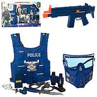 Ігровий набір поліцейського P013 В, фото 1