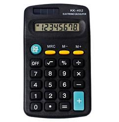 Калькулятор Kenko KK 402, карманный, черный