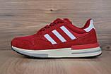 Кросівки чоловічі розпродаж АКЦІЯ 650 грн Adidas 45й(28,5 см) останні розміри люкс копія, фото 3