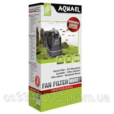Внутрішній фільтр Aquael «FAN-mikro Plus» для акваріумів до 30 літрів