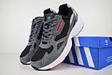 Кросівки чоловічі розпродаж АКЦІЯ 650 грн Adidas 44й(28см) останні розміри люкс копія, фото 7