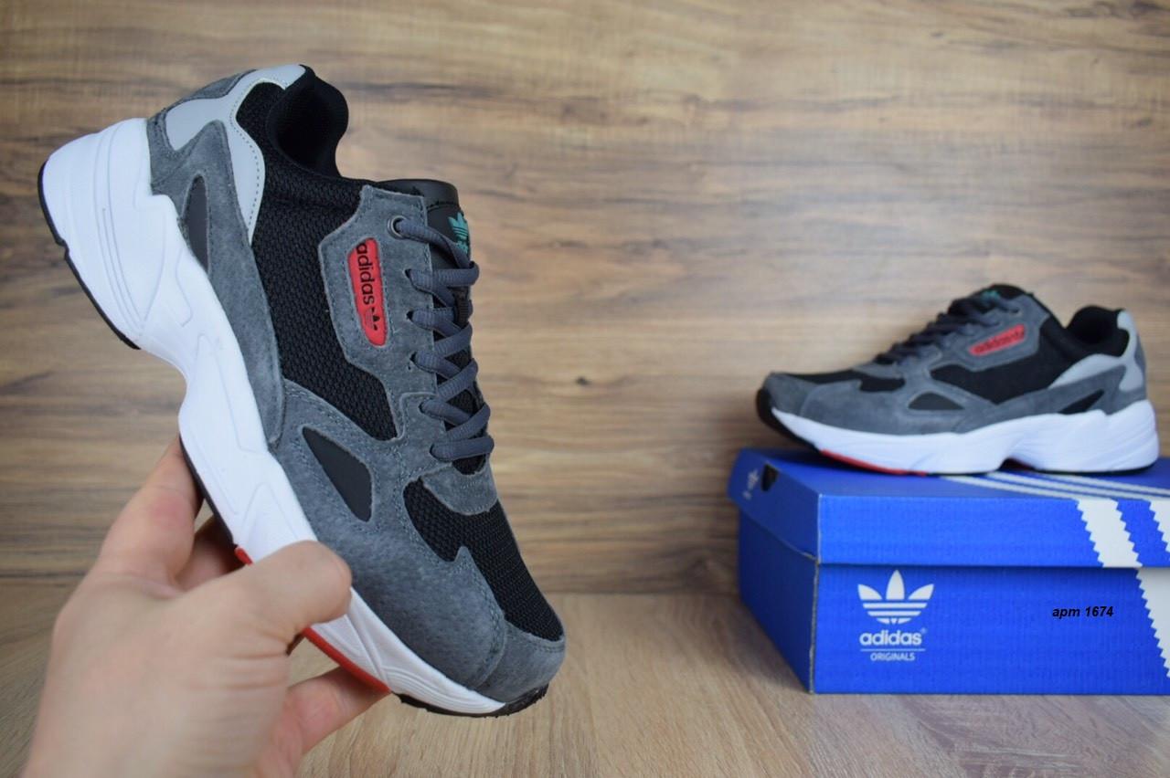 Кросівки чоловічі розпродаж АКЦІЯ 650 грн Adidas 44й(28см) останні розміри люкс копія