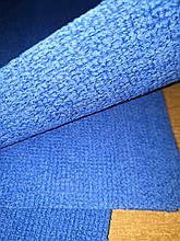 Замша искусственная Mixon универсал (пропитка) голубая 55*45 см