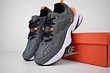 Кросівки чоловічі розпродаж АКЦІЯ 750 грн Nike M2K Tekno 41й(26см), 44й(28см) копія люкс, фото 2