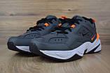 Кросівки чоловічі розпродаж АКЦІЯ 750 грн Nike M2K Tekno 41й(26см), 44й(28см) копія люкс, фото 4