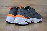 Кросівки чоловічі розпродаж АКЦІЯ 750 грн Nike M2K Tekno 41й(26см), 44й(28см) копія люкс, фото 3