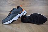 Кросівки чоловічі розпродаж АКЦІЯ 750 грн Nike M2K Tekno 41й(26см), 44й(28см) копія люкс, фото 8