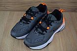 Кросівки чоловічі розпродаж АКЦІЯ 750 грн Nike M2K Tekno 41й(26см), 44й(28см) копія люкс, фото 6