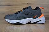 Кросівки чоловічі розпродаж АКЦІЯ 750 грн Nike M2K Tekno 41й(26см), 44й(28см) копія люкс, фото 7
