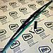 714/20300, 714/20200, 714/15700 Щетка cтеклоочистителя на JCB 3CX, 4CX, фото 3