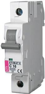 Автоматичний вимикач BA47-29 C6
