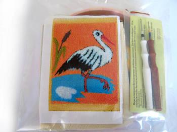 Набор Универсал для «ковровой вышивки» 2 иглы «Аист» Разноцветный (33)