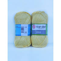 YarnArt Style - 656 лимон