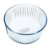 Форма для запекания Pyrex Bake&Enjoy Ø21х10см (2.5л), жаропрочное стекло UK-833B000 Жаропрочная стеклянная