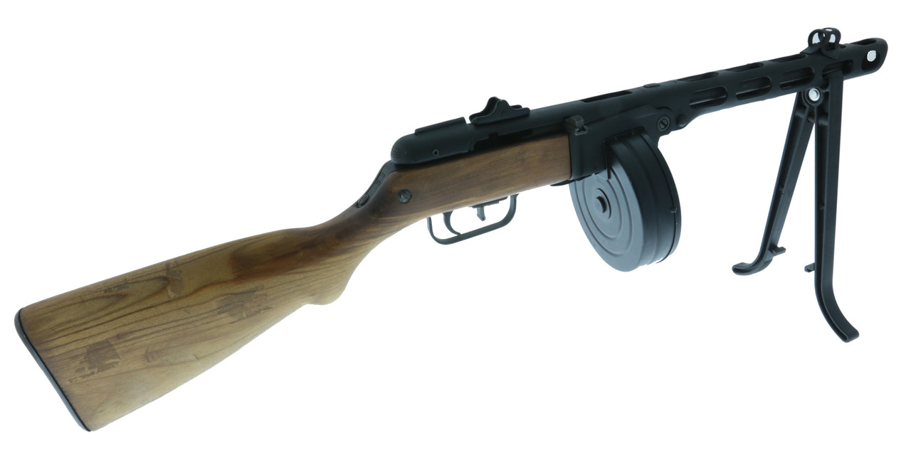 """Пневматичні гвинтівки МОЛОТ """"ППШ-М"""" калібр 4,5 мм"""