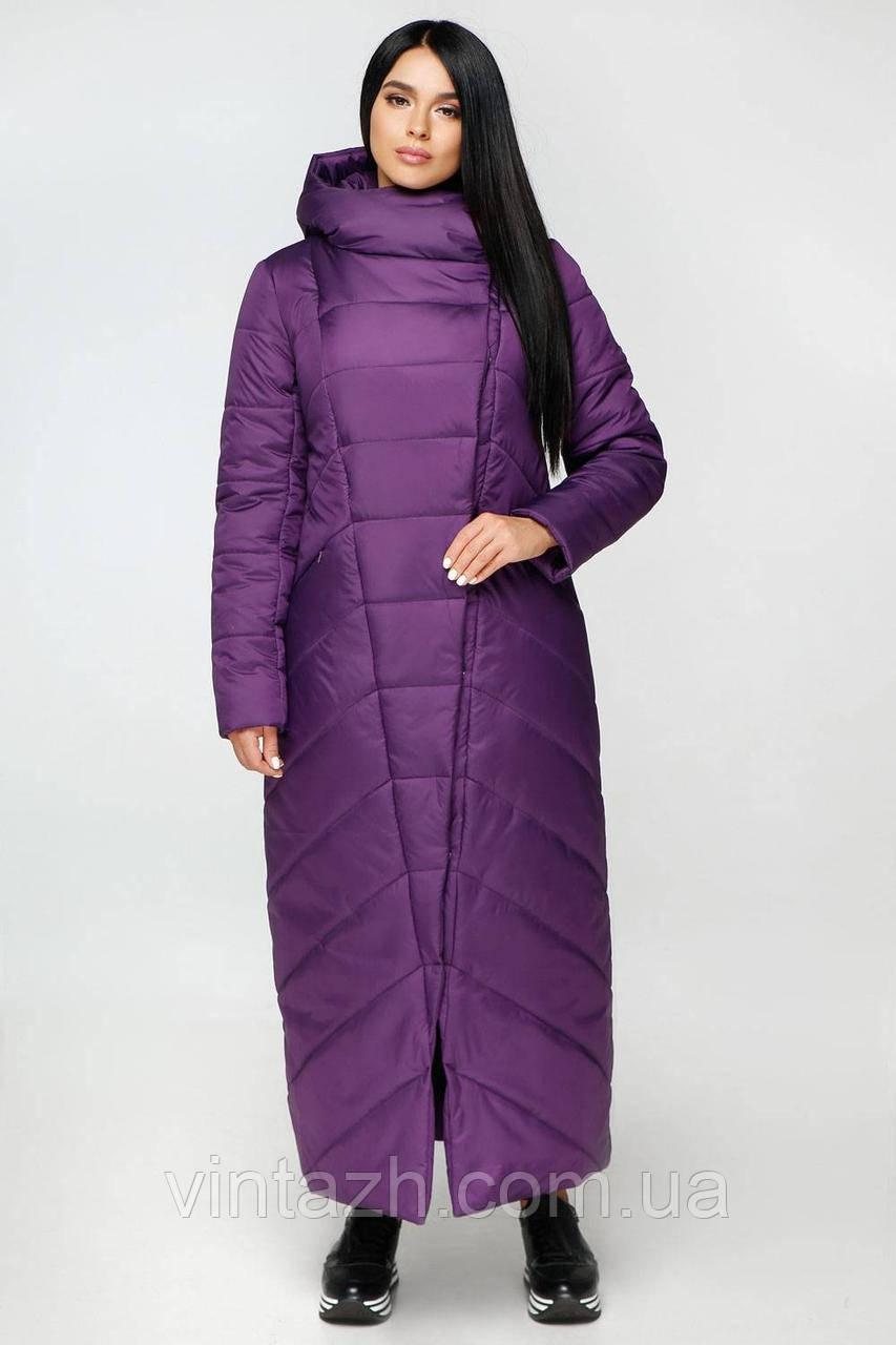 Яркая куртка женская зима размеры 44-56
