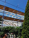 Строительные рамные леса комплектация 10 х 9 (м), фото 4