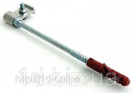 Крюк хомута водосточной системы Бриза (Bryza) 160 мм металический