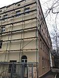 Будівельні риштування клино-хомутові комплектація 10.0 х 10.5 (м), фото 8