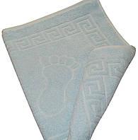 Рушник-килимок для ніг 720 гр/м2 Бавовна 100%, фото 1