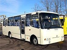 Повнопривідний автобус Ataman DA9016