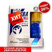 ПРОВЕРЕННЫЕ! Таблетки для потенции мужчин ПОТЕНЦИЯ USA (10табл*6800 мг), ОРИГИНАЛ 100%