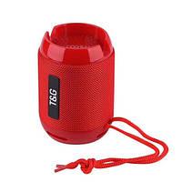 Bluetooth-колонка SPS UBL TG-129C, с функцией радио, speakerphone красная, фото 1