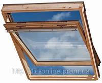 Мансардное окно Велюкс (VELUX) GGL 3070  МK10 78х160 cм