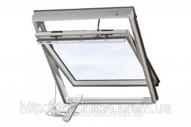 Мансардное окно Велюкс (VELUX) влагостойкое GGU INTEGRA 007021 МK08 78х140cм