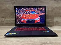 """Ігровий ноутбук Lenovo Y70-70 Touch: 17.3""""/ i7-4710HQ/ GeForce GTX860M(4Gb)/ 8Gb DDR3/ 240Gb SSD, фото 1"""