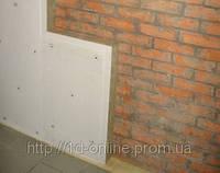 ЗИПС-Синема, сэндвич-панель 1200х600х120 мм (0,72 м2/шт.)