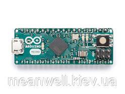 Arduino Micro With Headers A000053, плата микроконтроллера Ардуино ATmega32u4 ► Оригинал ✅ Made in Italy ✅◄