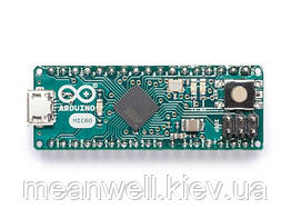 Arduino Micro With Headers A000053, плата микроконтроллера Ардуино ATmega32u4 ► Оригинал ✅ Made in Italy ✅◄