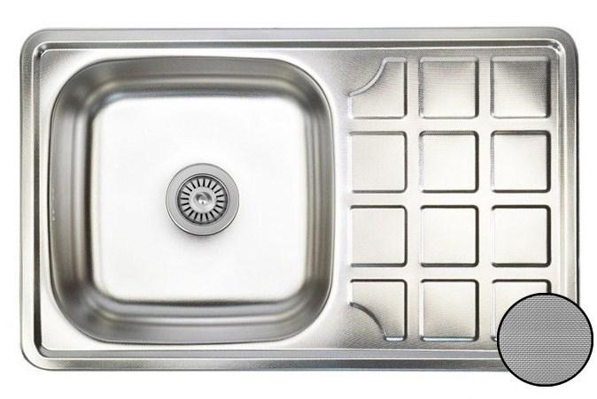 Кухонная мойка Galati (Eko) Rodica Textura