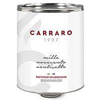 """Кофе в зёрнах Carraro """"1927"""" Ж/Б 3000g"""