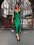 Платье комбинация шелк MI1402, фото 8
