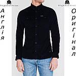 Рубашка вельветовая мужская Firetrap из Англии - на длинный рукав, фото 6