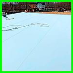 Монтаж плоскої покрівлі ПВХ мембраною по OSB -гарантія 10років, фото 6