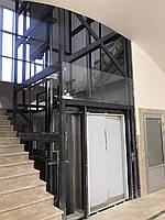 Лифтовая шахта Strimex из металлоконструкций