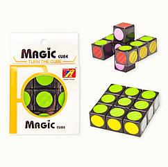 Кубик-логіка 330 в коробці 6*2*6см