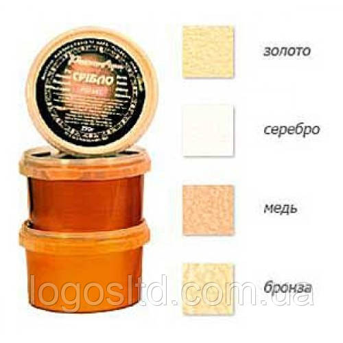Краска акриловая декоративная «Декор-Арт»  250 грамм жемчуг