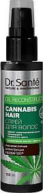 Спрей для волосся 150 мл Dr.Sante Cannabis Hair
