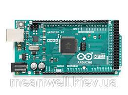 Arduino Mega 2560 Rev3 A000067, плата микроконтроллера Ардуино ATmega2560 ► Оригинал ✅ Made in Italy ✅◄
