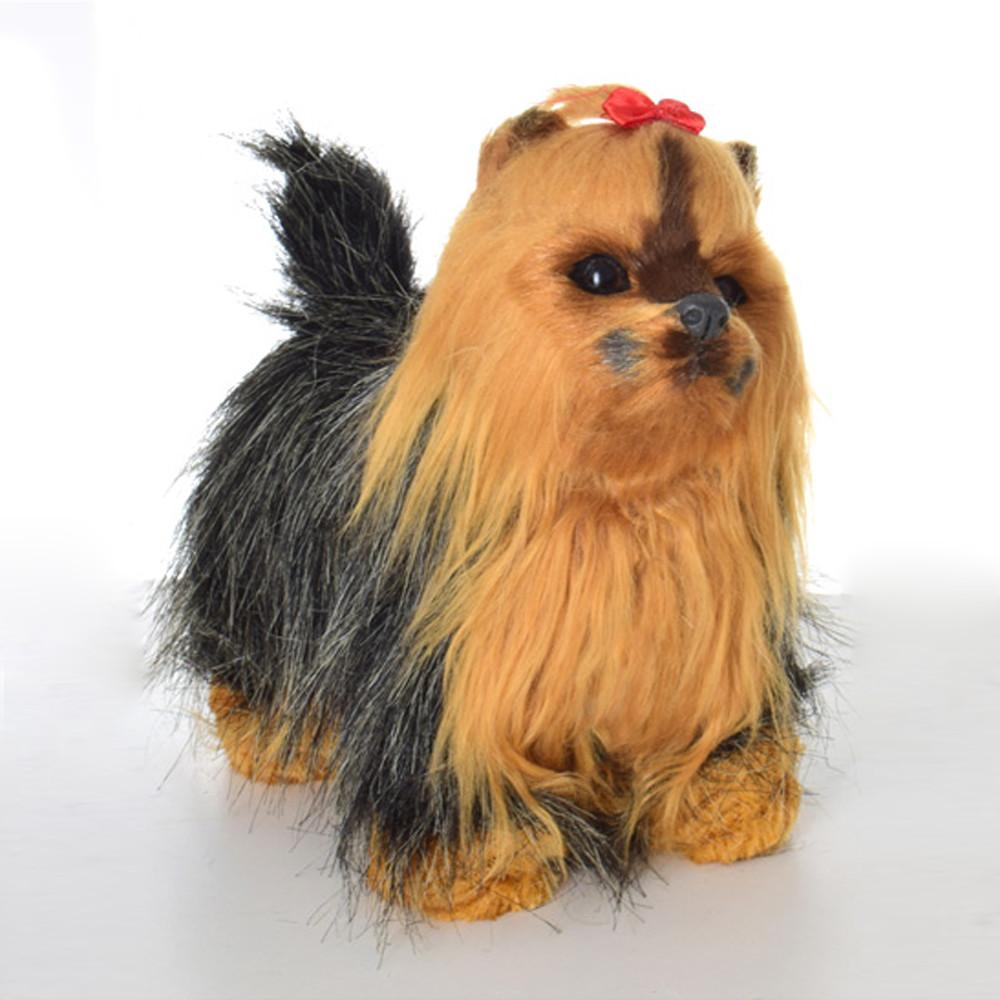 Интерактивное животное  Собака 626-7(Dog) 19см, сенсорная