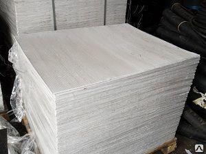 Асбестовый картон (асбокартон) общего назначения (КАОН) 3мм 1х0,8