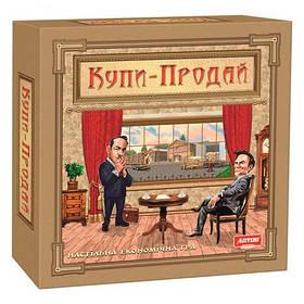"""Настольная игра """"Купи-Продай"""" 21021"""