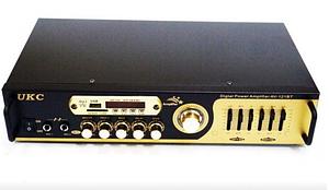 Усилитель звуковых частот UKC AMP 121 BT
