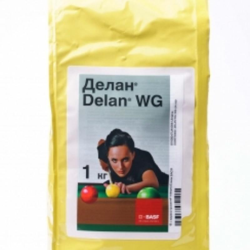Фунгіцид Деві аналог Делан 70, дитіанон 700 г/кг для захисту плодових рослин