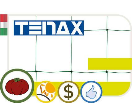 Шпалерна сітка TENAX HORTINET зелена