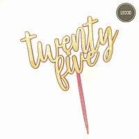 "Топпер ""Twenty five"""